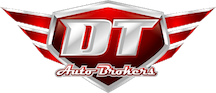 DT Auto Brokers Logo